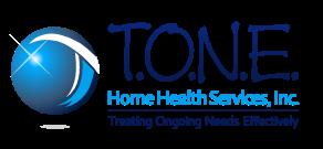 T.O.N.E. Home Health Services Logo