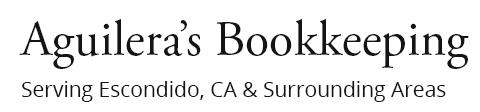 Aguilera's Bookkeeping Logo