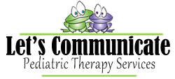 Let's Communicate - Pediatric Therapy Services Logo