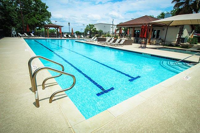 Swimming Pool Contractor Belton Tx Swimming Pool