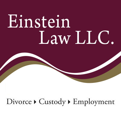 Einstein Law LLC. Logo