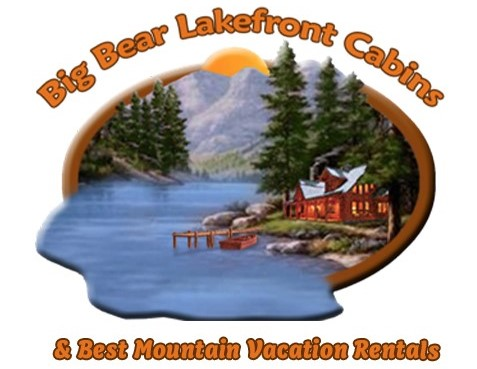 Big Bear Lakefront Cabins & Best Mountain Vacation Rentals Logo