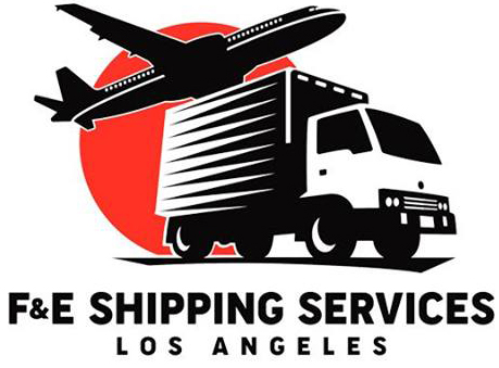 F&E Shipping Services Logo
