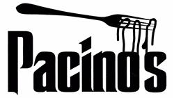 Pacino's Restaurant Logo