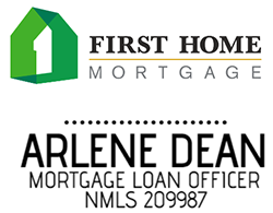 Arlene Dean - First Home Mortgage Logo