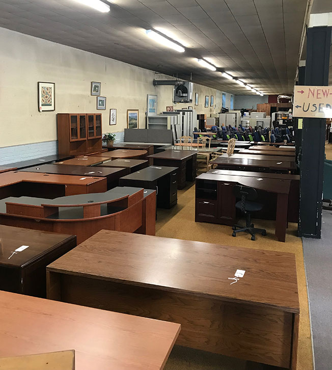 Furniture Stores Close To Me: Used Office Furniture Store In Wilmington, NC