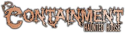 Containment Haunted House Logo