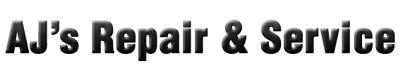 AJ's Repairs & Services Logo