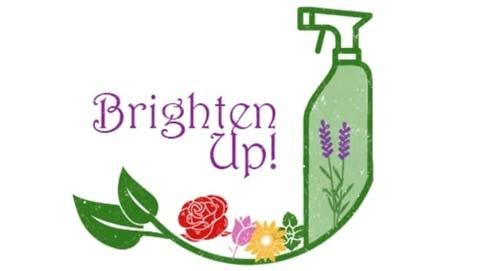Brighten Up! Logo