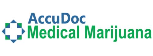 AccuDoc Medical Marijuana Doctor Logo
