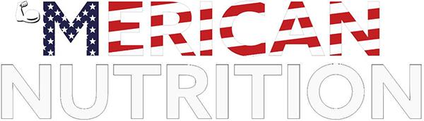'Merican Nutrition Logo