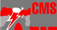 CMS Roofing & Restoration Logo