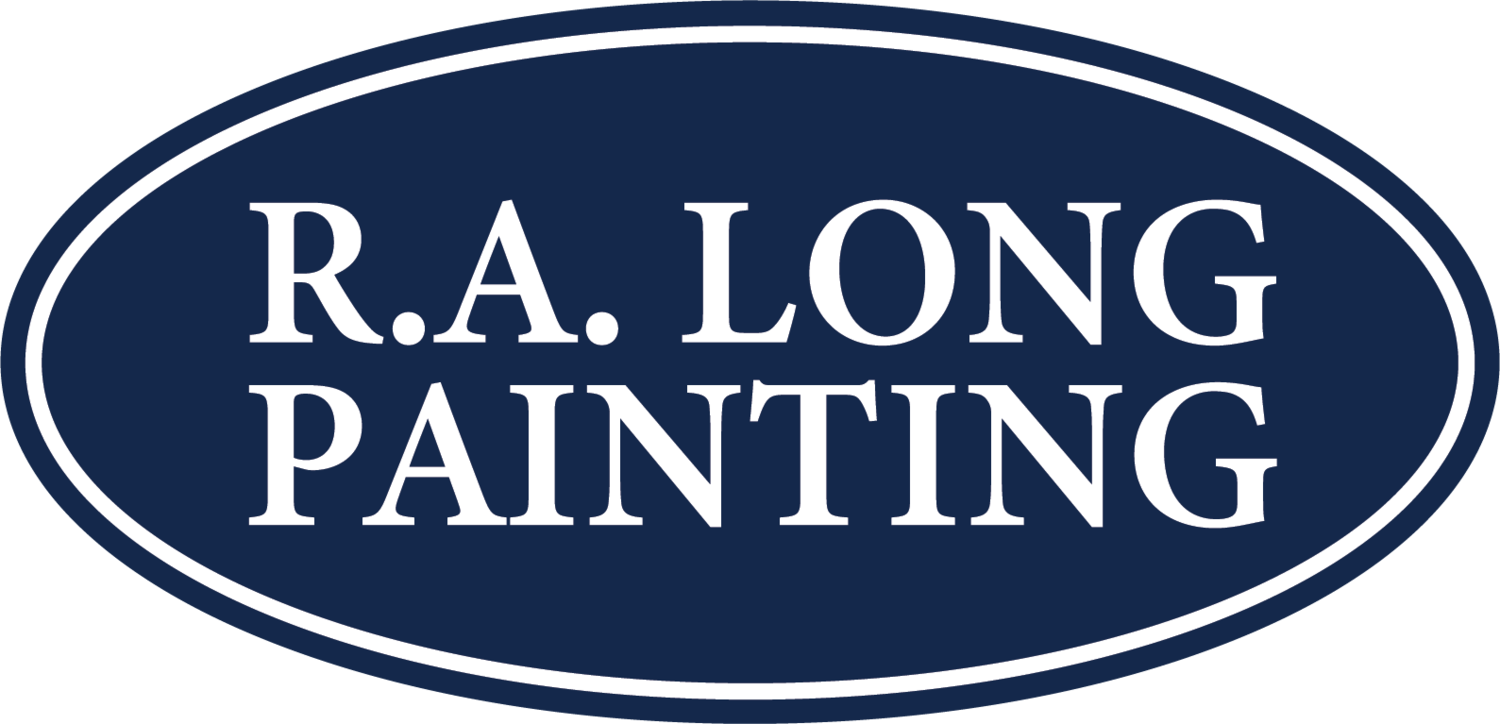 R.A. Long Painting Logo