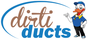 Dirti Ducts Logo