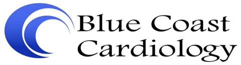Blue Coast Cardiology Logo