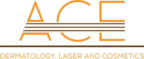 ACE Dermatology, Laser and Cosmetics Logo
