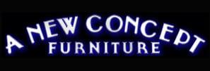 A New Concept Furniture Logo