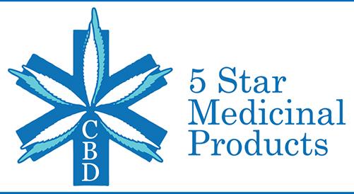 5 Star Medicinal Products Logo