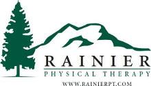 Rainier Physical Therapy Logo