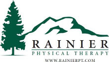 Rainier Physical Therapy Logo