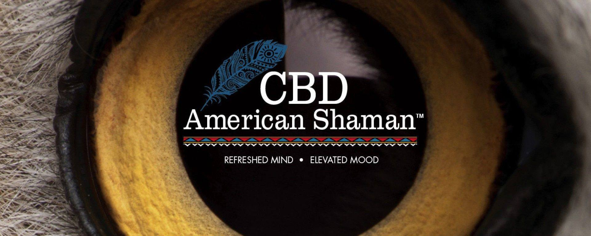 CBD American Shaman Indy Logo