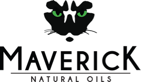 Maverick Natural CBD Oils Logo