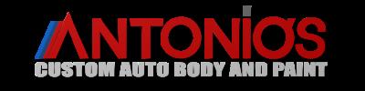 Antonio's Custom Auto Body and Paint Logo