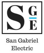 San Gabriel Electric Logo