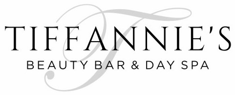 Tiffannie's Beauty Bar and Day Spa Logo