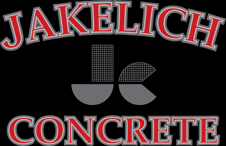 Jakelich Concrete Inc. Logo