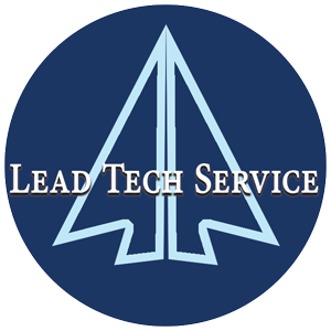 Lead Tech Service Logo