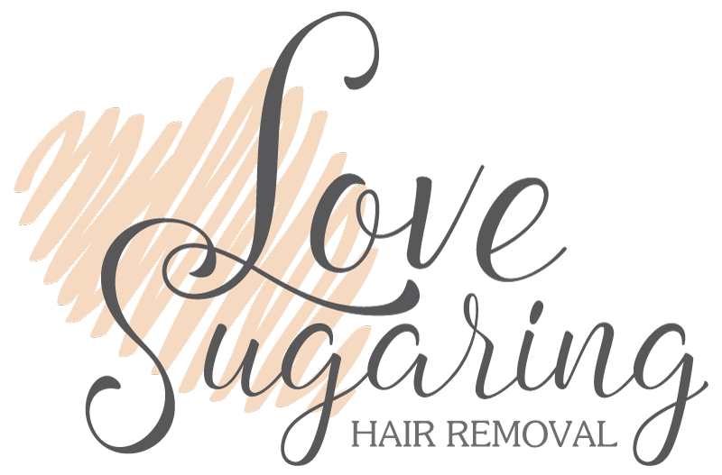Love Sugaring Hair Removal Logo