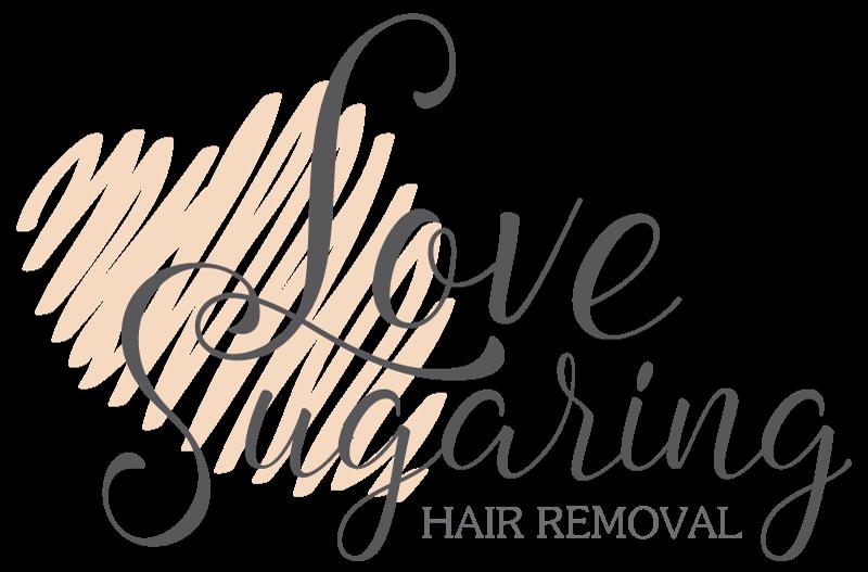 Love Sugaring Hair Removal Logo