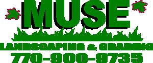 Muse Landscaping & Grading Logo