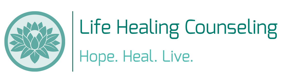 Life Healing Counseling Logo