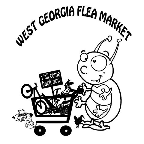 West Georgia Flea Market Logo