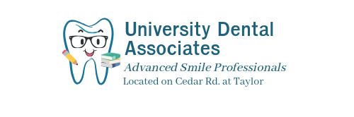 University Dental Associates: Dr. Ron Orr DDS Logo
