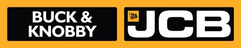 Buck & Knobby JCB Logo