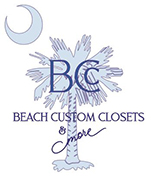 Beach Custom Closets & More Logo