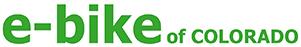 ebike of COLORADO Logo