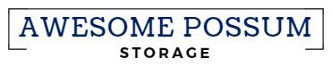 Awesome Possum Storage Logo