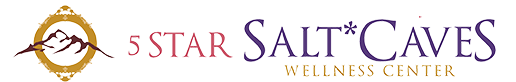 5 Star Salt Caves Wellness Center Logo