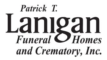 Patrick T. Lanigan Funeral Home and Crematory, Inc. Logo