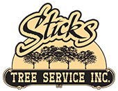 Sticks Tree Service Logo