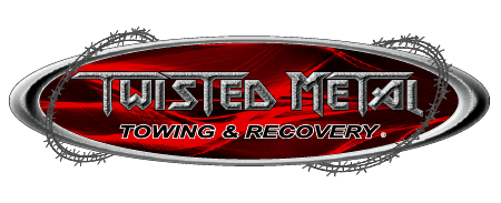 Twisted Metal Towing & Recovery Logo
