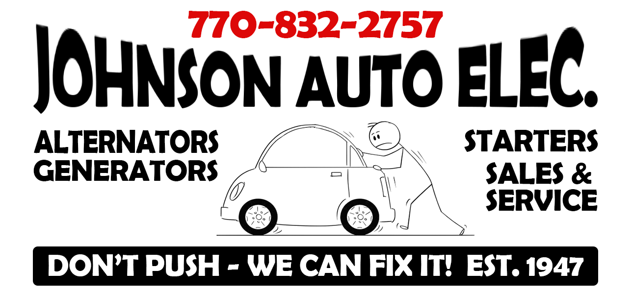 Johnson Auto Electric Inc Logo