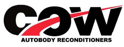 COW Autobody Reconditioners Logo