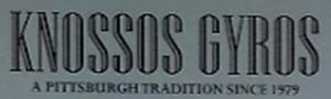 Knossos Gyros Logo
