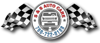 S & S Advanced Auto Repair Logo