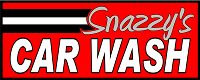 Snazzy's Car Wash - Snider Rd Logo